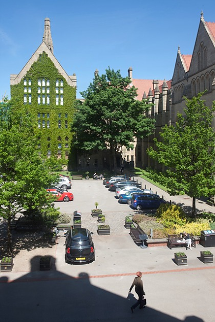 Car Parking (The University of Manchester)