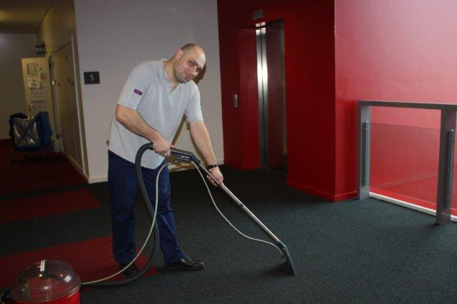 Carpet Cleaning The University Of Manchester